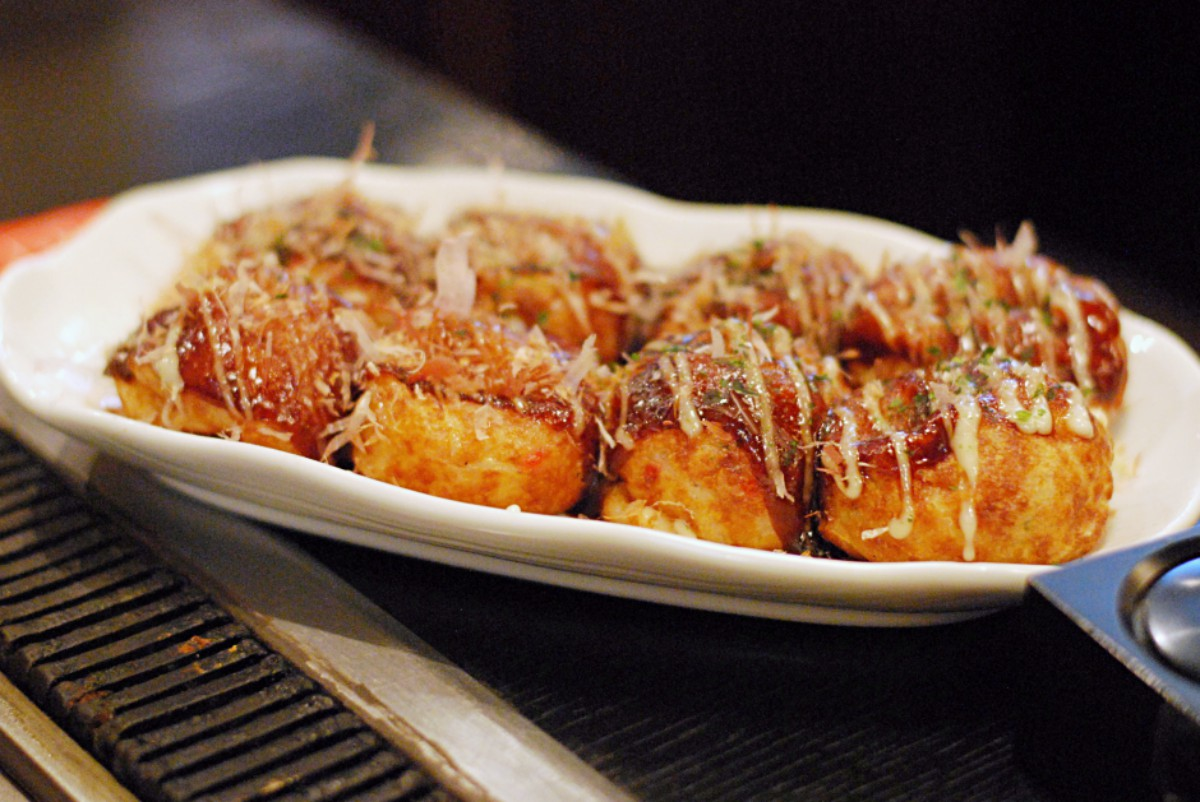 Takoyaki Osaka Food Guide