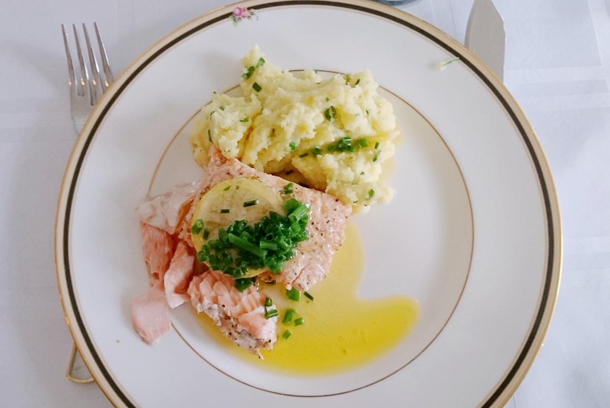 icelandic salmon fish