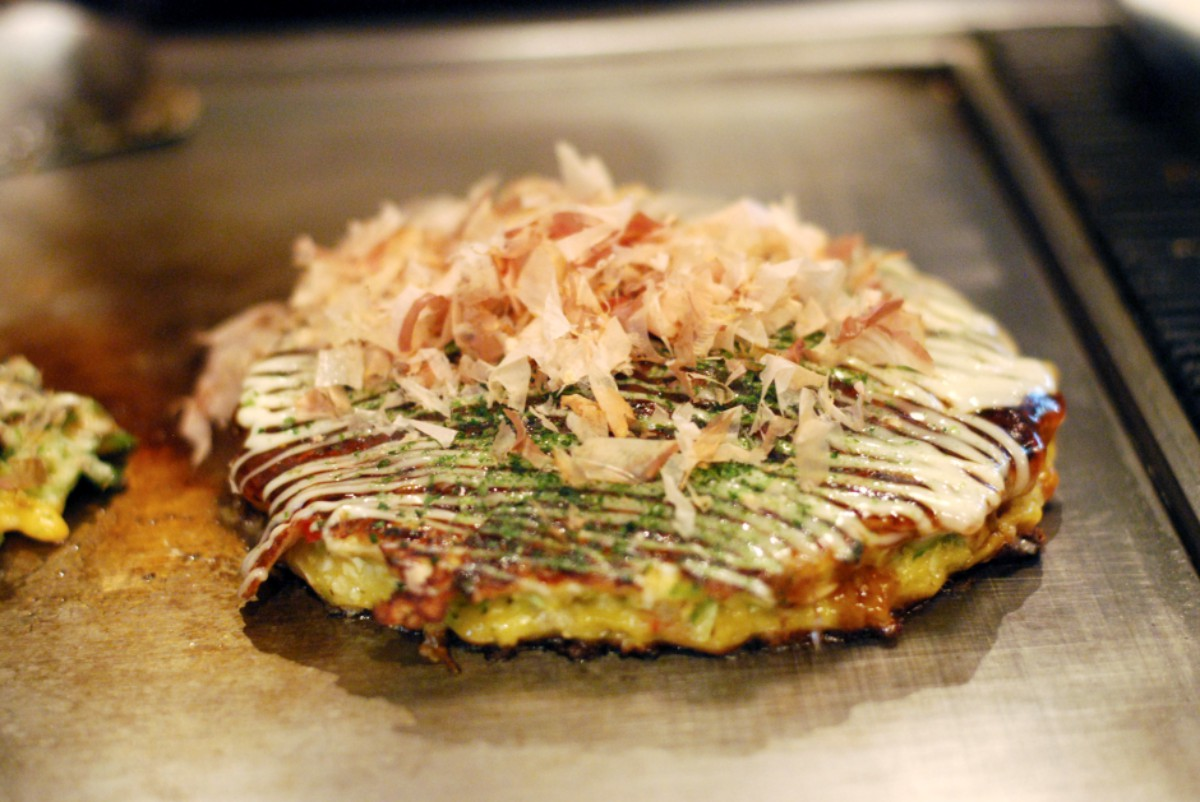 Okonomiyaki Osaka Guide