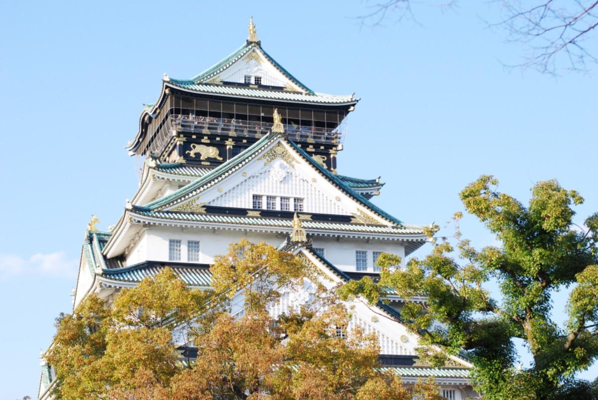 Osaka Castle itinerary