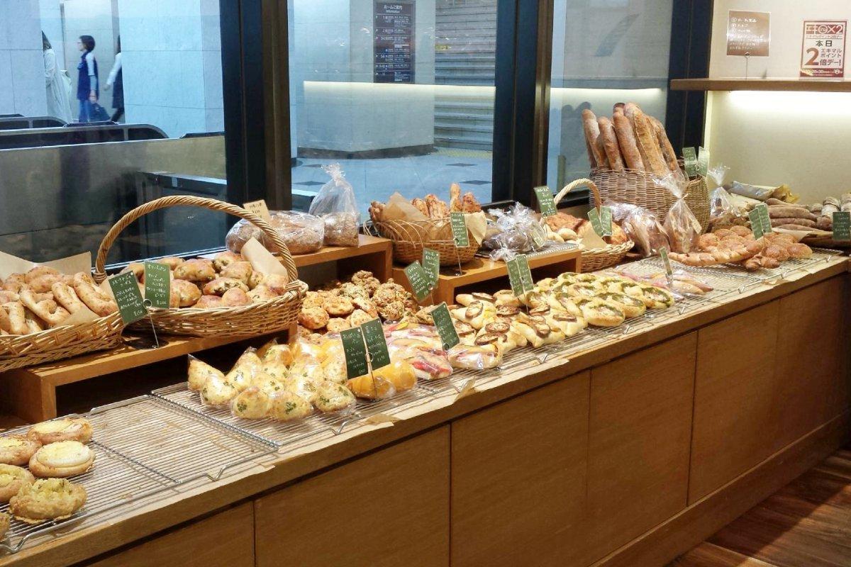 painduce osaka bakery