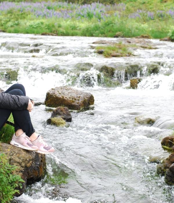 Exploring Icelandic Waterfalls in Reykjavik