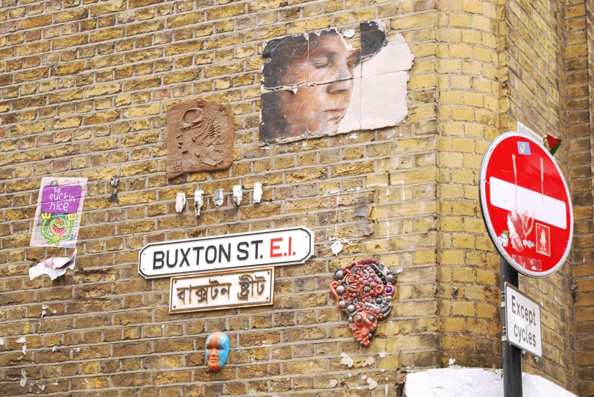 Buxton Street london