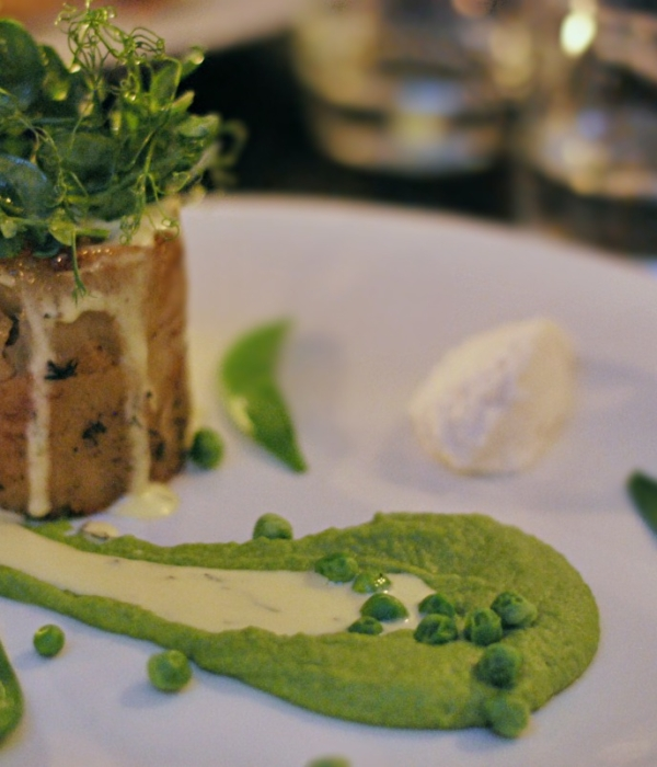 Vegetarian London: The Gate Restaurant Review