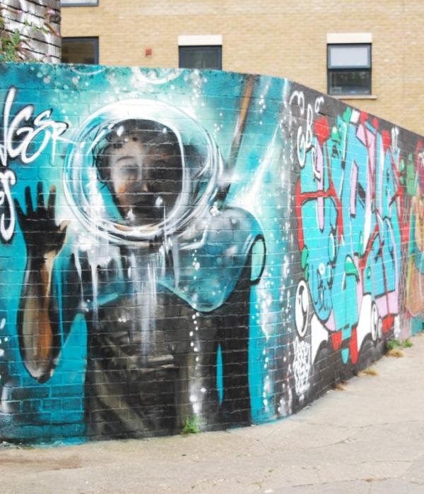 London: Shoreditch Street Art Tour