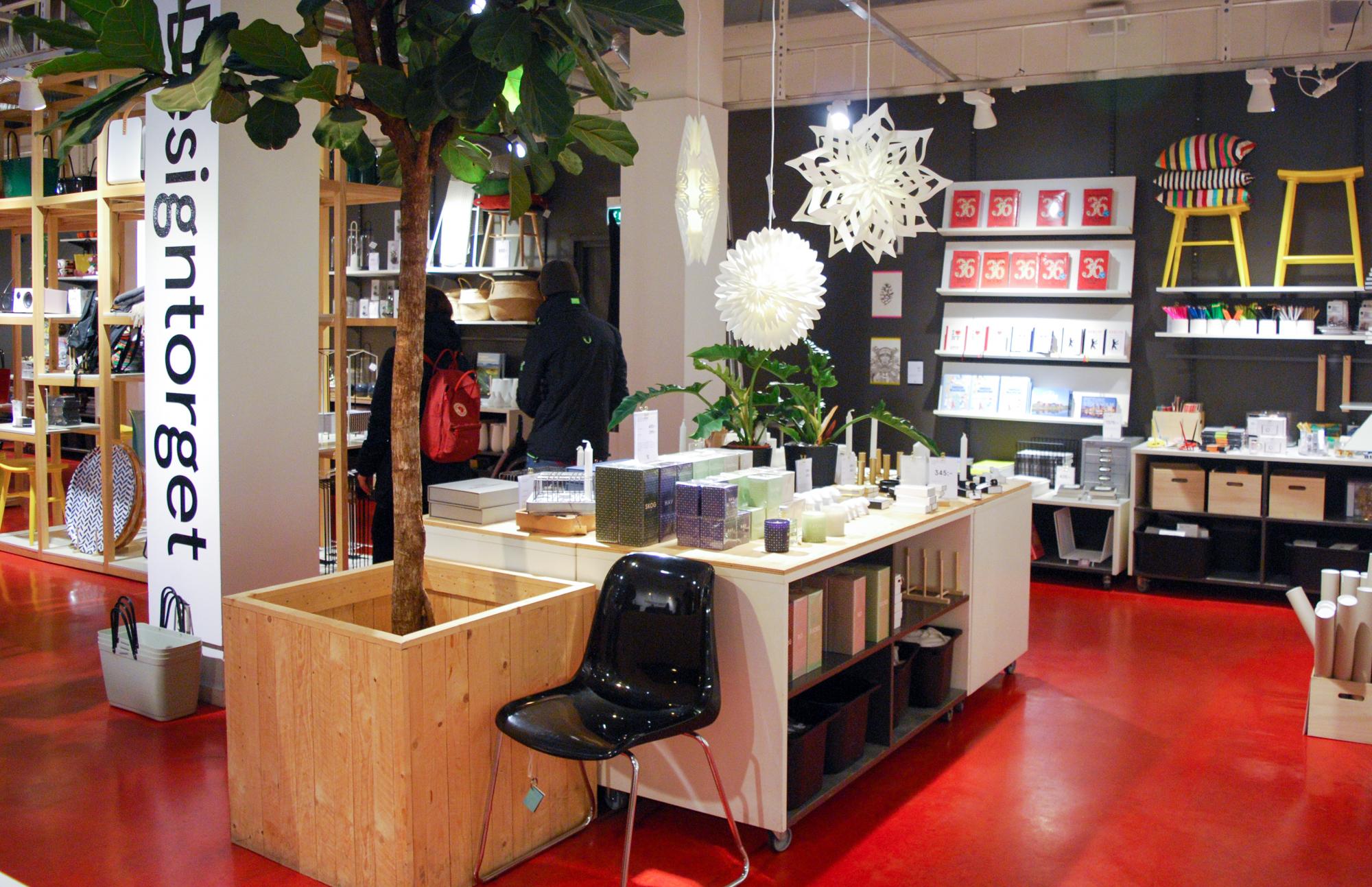 designtorget shop stockholm