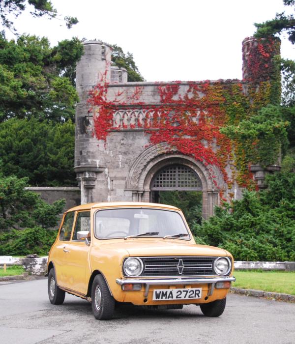 Exploring North Wales
