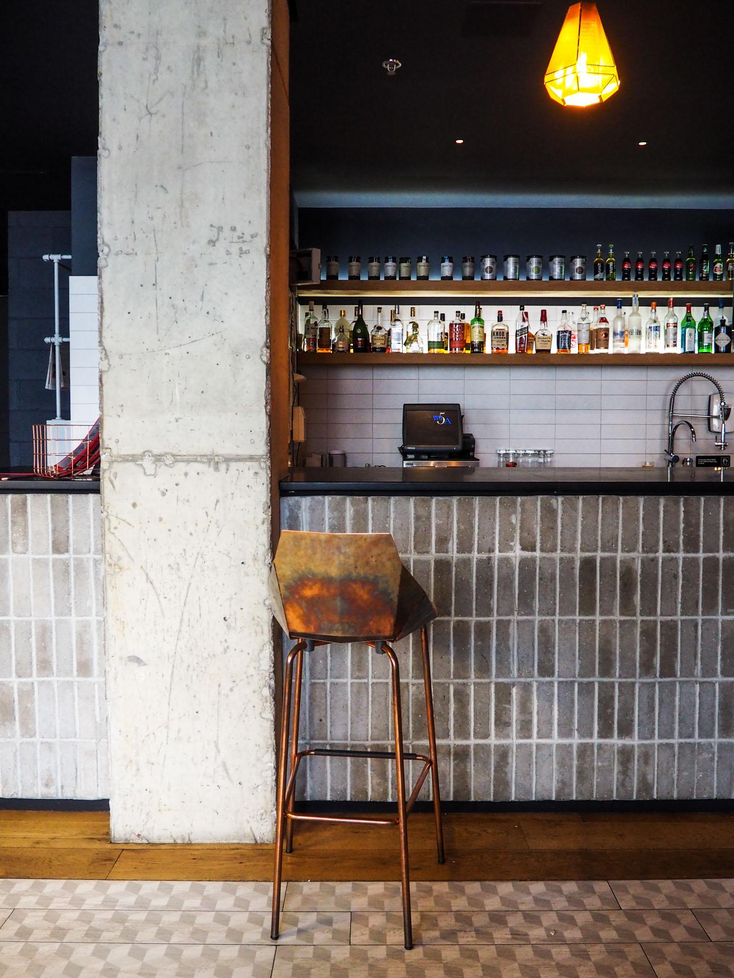 Boro Hotel bar
