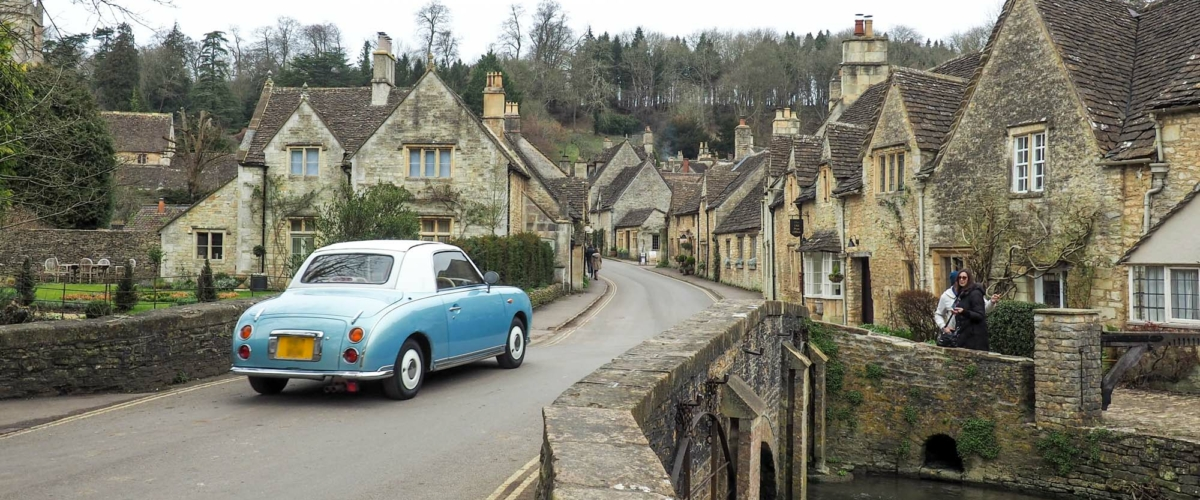 Castle Combe, a Fairytale Village in the Cotswolds