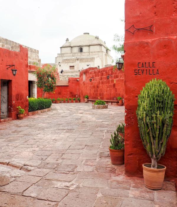 A Quick Guide to Arequipa, Peru