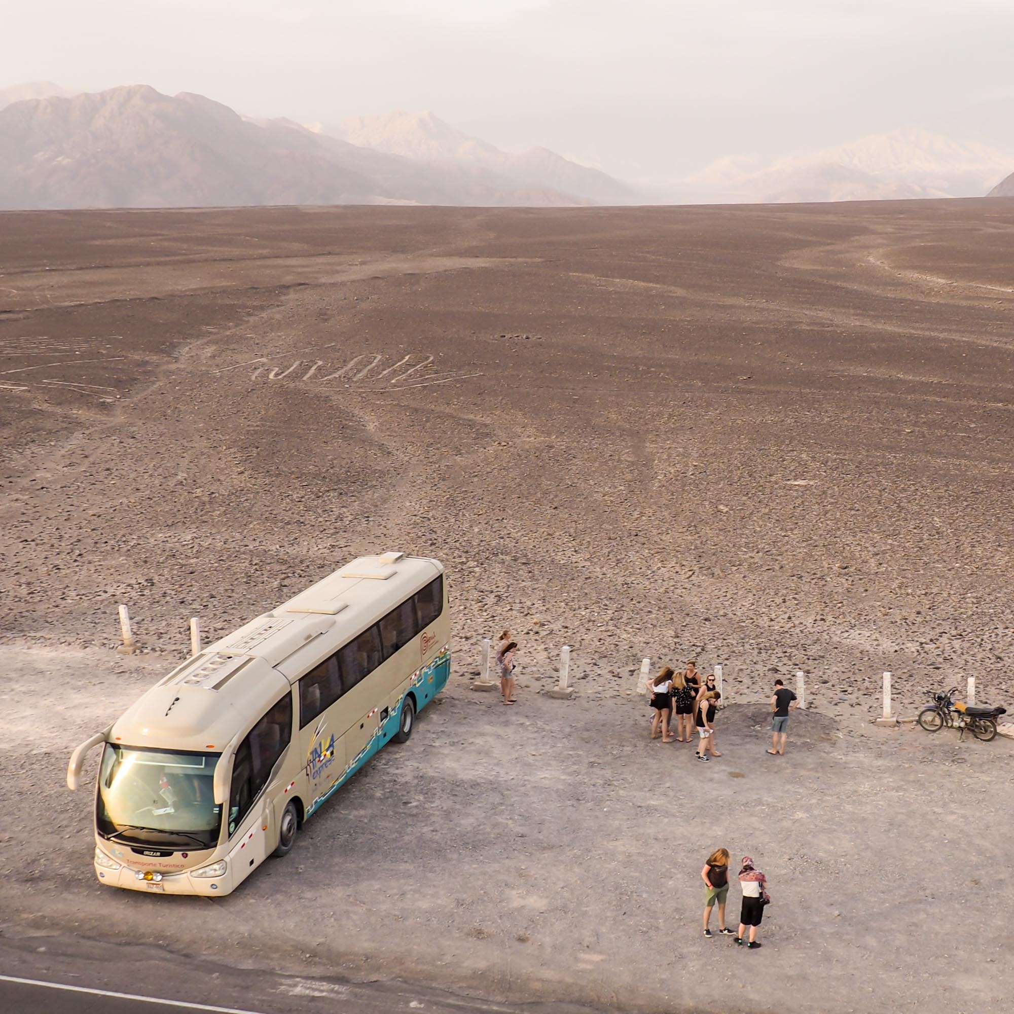 peru bus travel