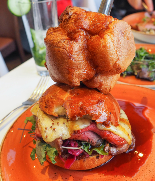 London: Roast Restaurant Review