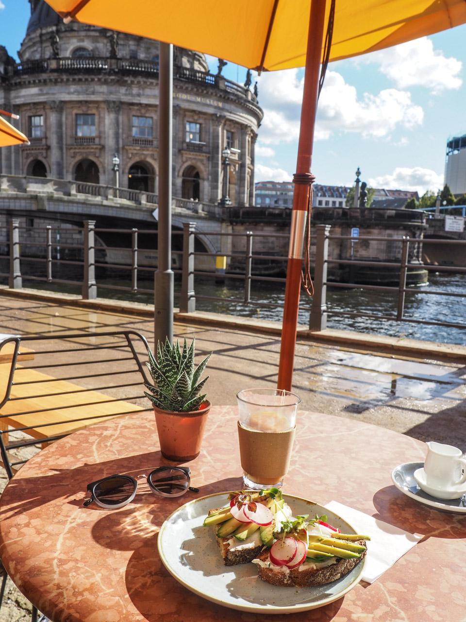 Avocado cafe Berlin