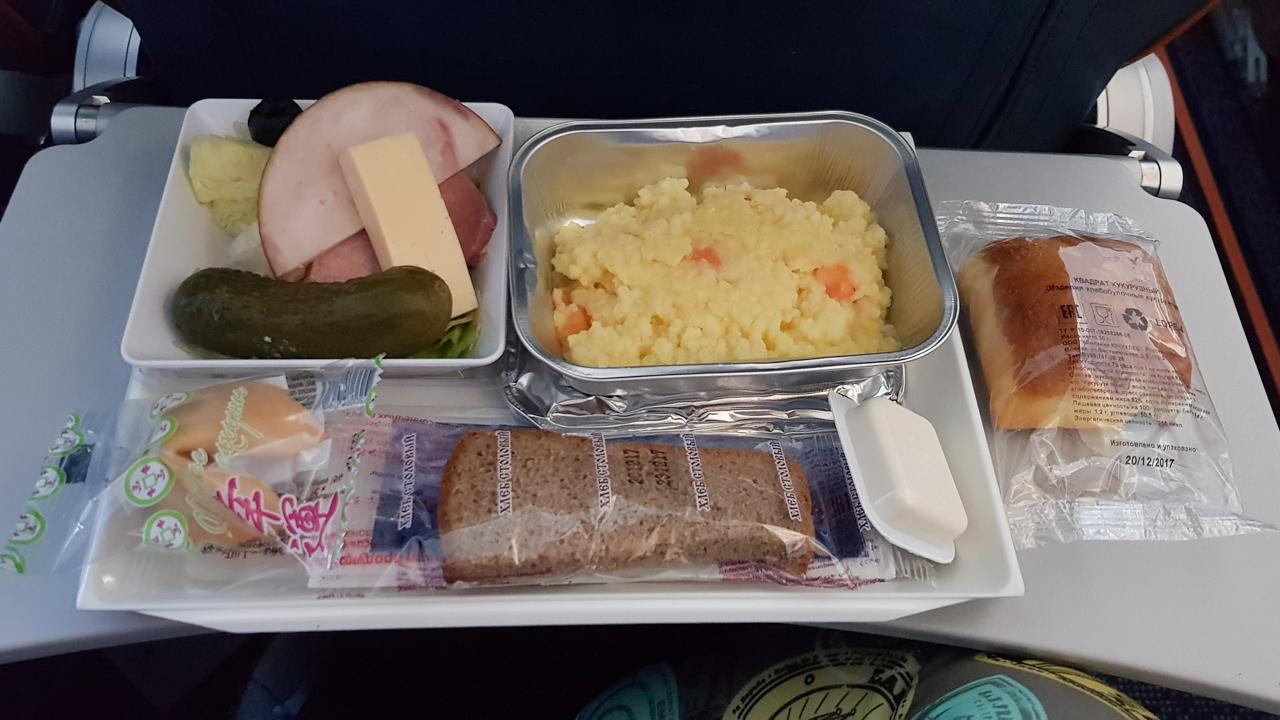 aeroflot-food-review