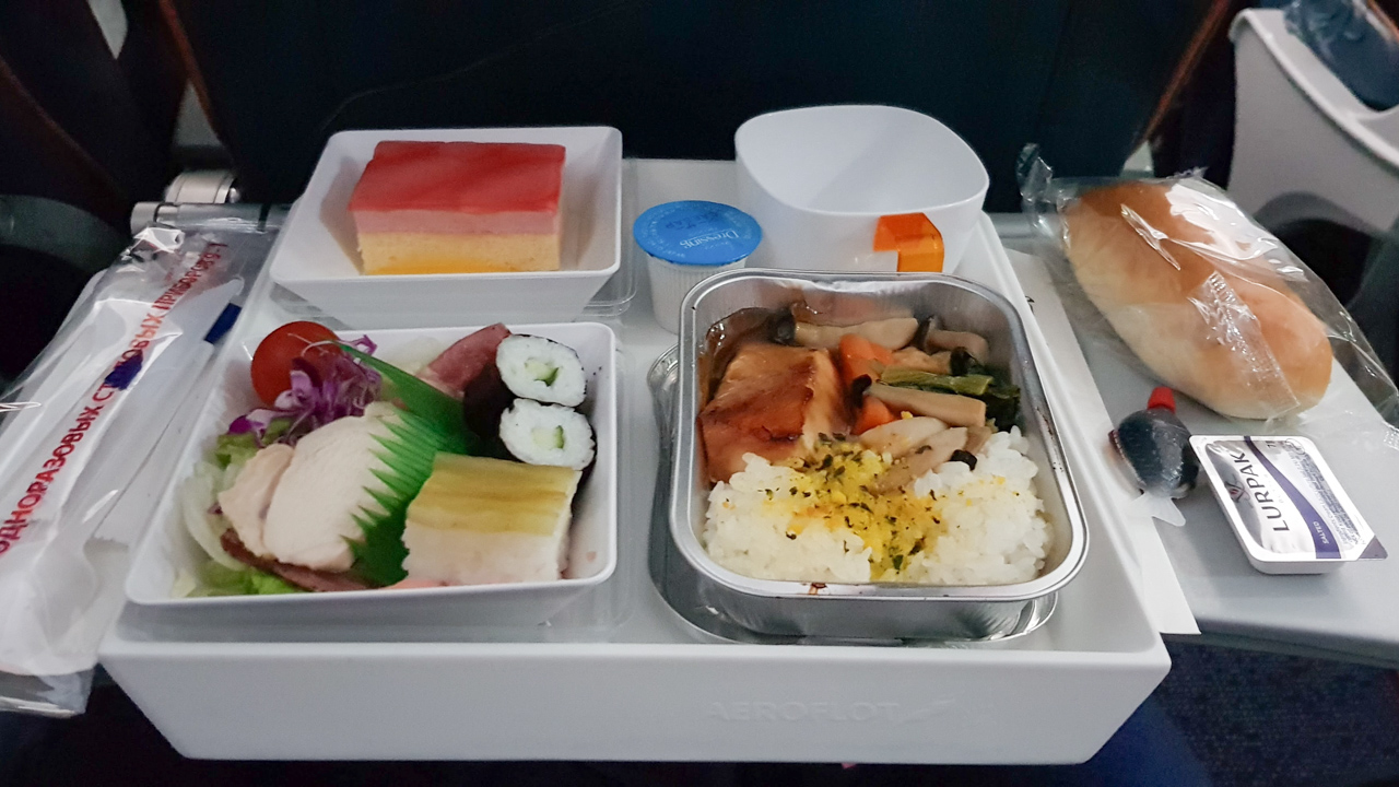 aeroflot-food