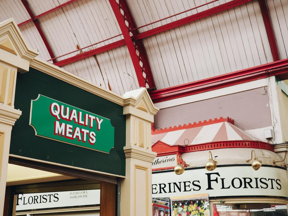 Grainger market meats