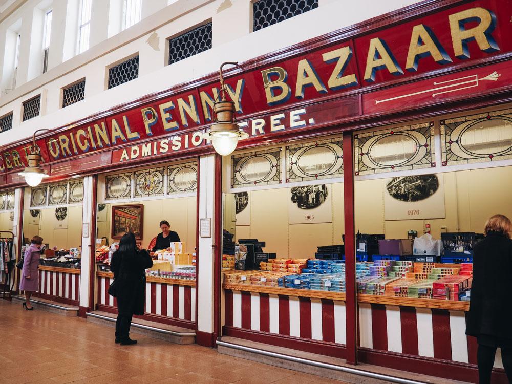 Grainger market penny bazaar