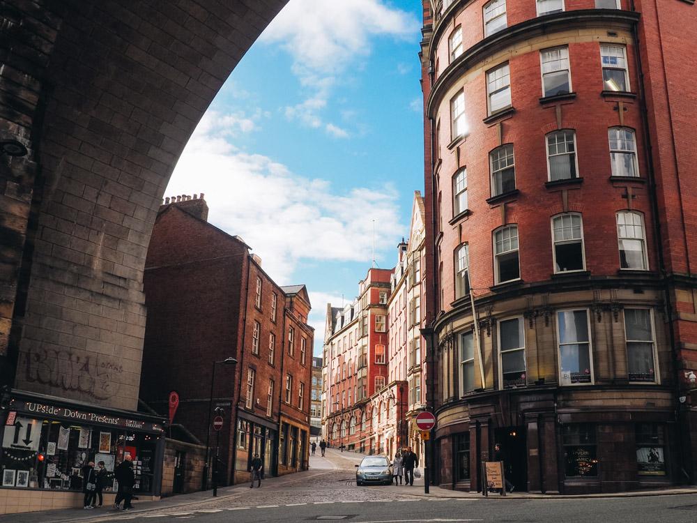 Newcastle Dean Street