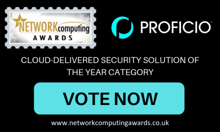 Vote for Proficio in the 2019 Network Computing Security Awards and WIN an iPad Mini