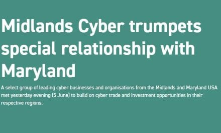 Midlands Cyber Trumpets Special Relationship With Maryland USA
