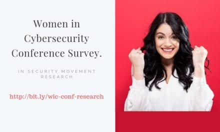 Help Wanted: Women in Cyber Security Survey