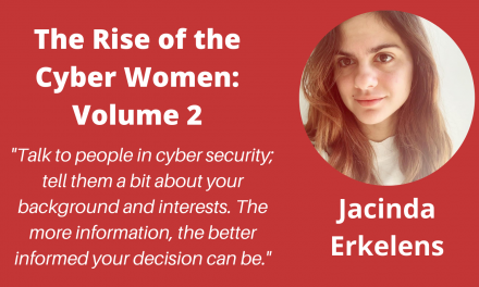 """Meet the Authors of """"The Rise of the Cyber Women: Volume 2"""" – a Q&A with Jacinda Erkelens"""