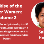 """Meet the Authors in """"The Rise of the Cyber Women: Volume 2"""" – a Q&A With Sai Honig"""