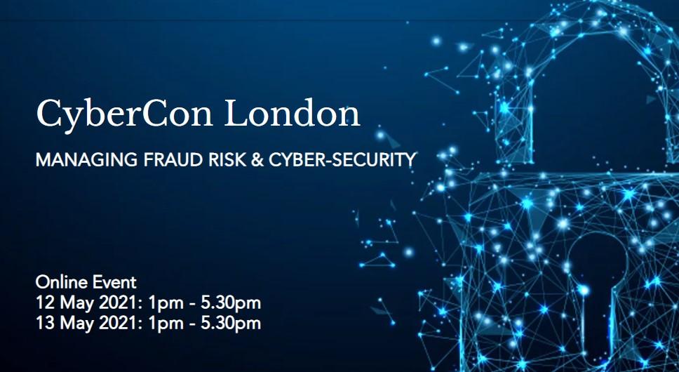 CyberCon London: 12 & 13 May 2021