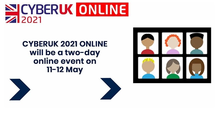 NCSC's Flagship Event Cyber UK 2021 Returns in May