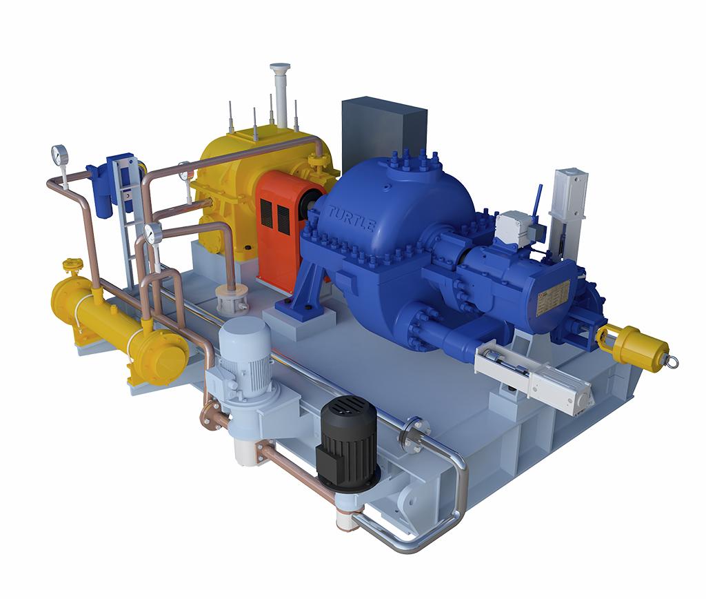 Steam Turbines Manufacturer in India