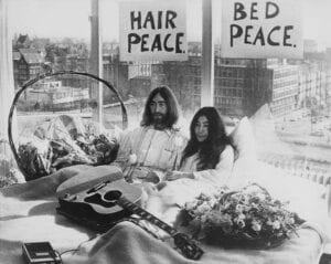 John Lennon Yoko Ono Wedding