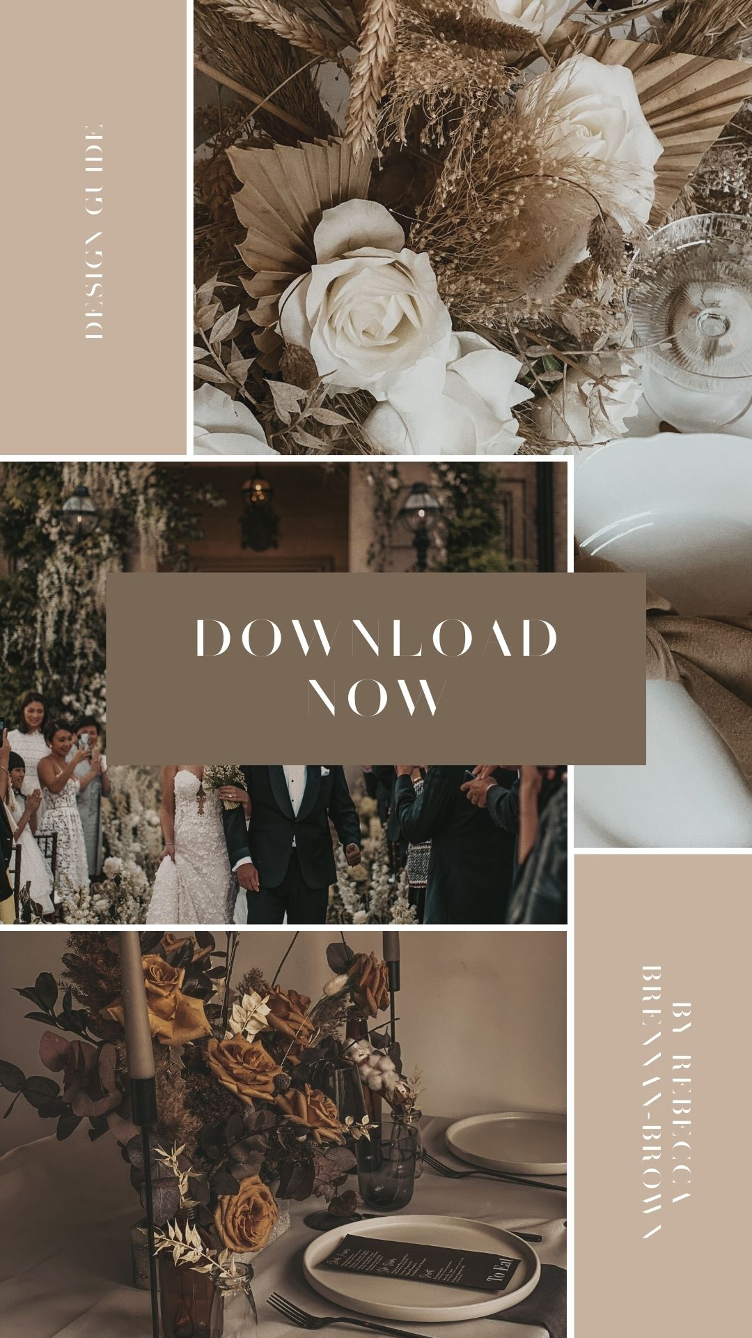 Wedding design 2021 guide