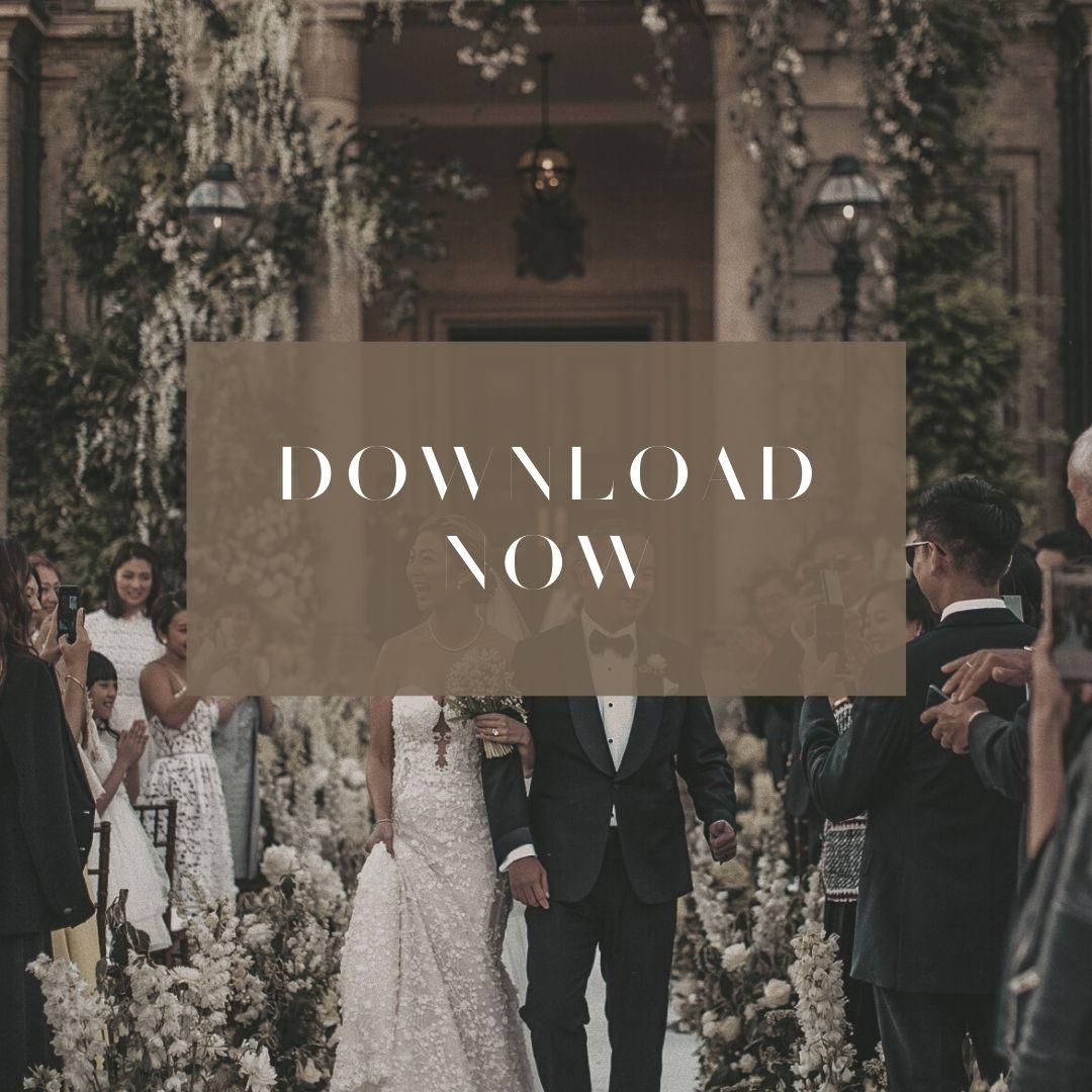 wedding design 2021 guide