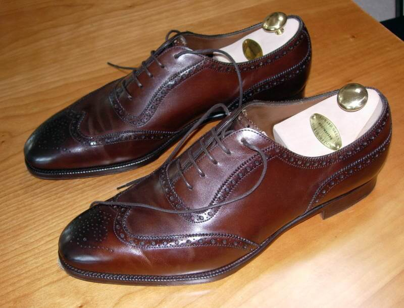 Brogue Shoe - best formal shoes - Content Raj