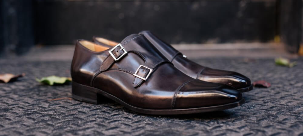 monkstraps - best formal shoes - Content Raj