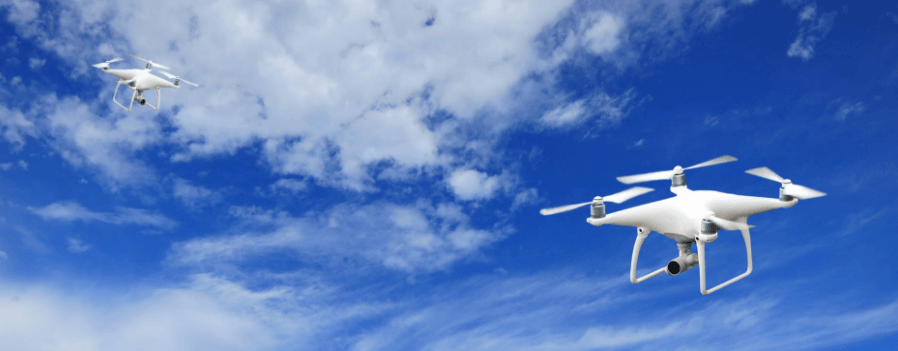 Drones - Flying eyes in the sky - Content Raj