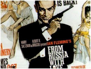 From Russia with Love - contentraj