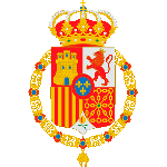 corona de la Restauración Borbónica