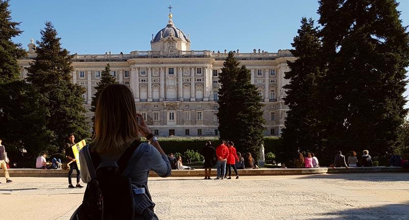 Palacio Real Madrid