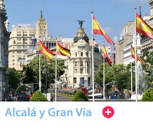 Alcalá y Gran Vía