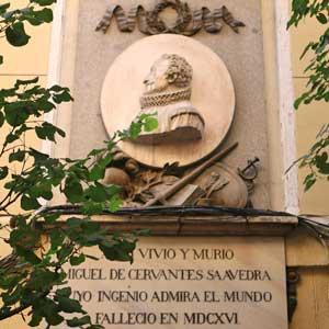 Colegios Visita barrio de las Letras