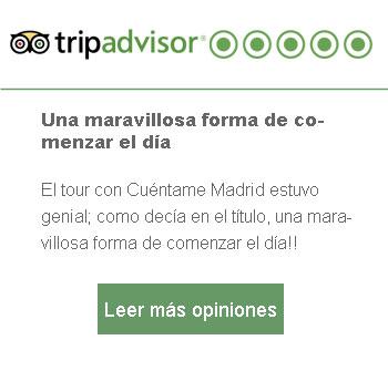 opinión free tour Madrid Austrias