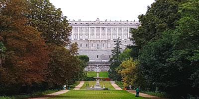Visita guiada Palacio Real de Madrid