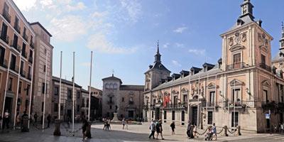 Free tour Madrid de los Austrias