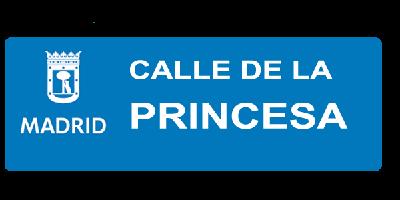 La calle Princesa