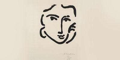Matisse grabado