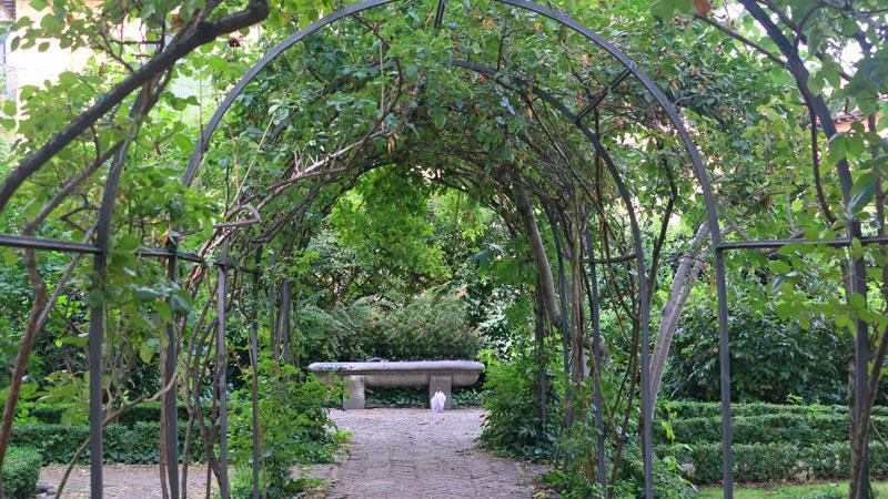 Jardín Príncipe de Anglona