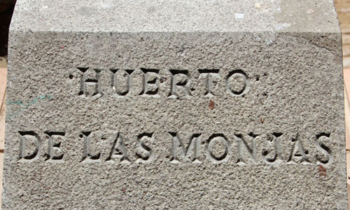 Huerto de las monjas en Madrid