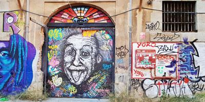 La Tabacalera, un espacio para el arte alternativo
