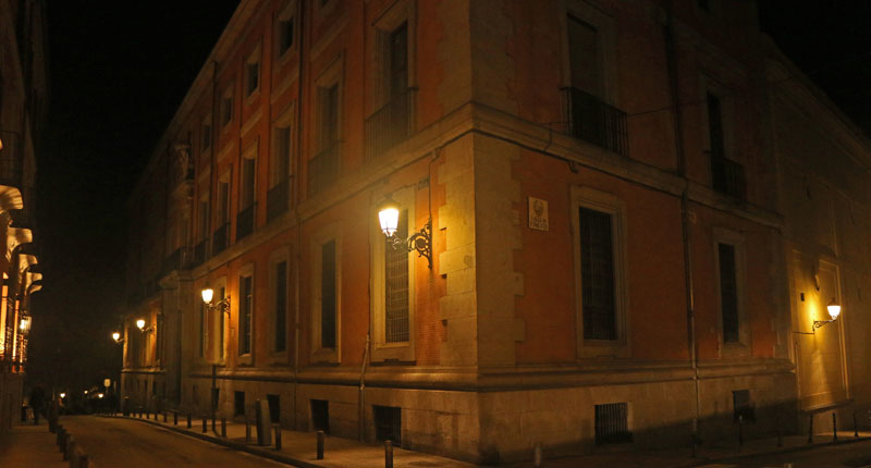 free tour inquisición en Madrid